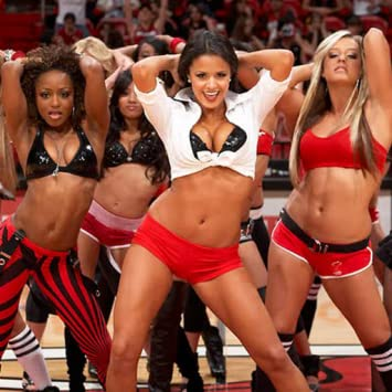 hot leaders sexy cheer