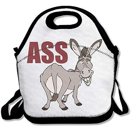 girls strap ass