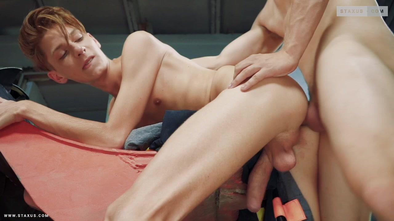 gets first hard ass dicks