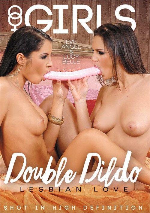 double dildo lez