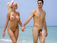 beach girls on nude the