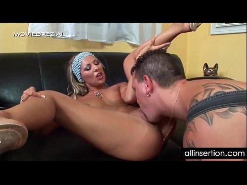 dildo licking ass