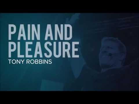 tony robbins theory pleasure and pain