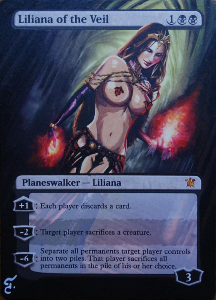 the liliana of veil porn