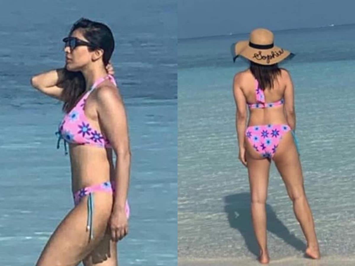 sophie bikini choudary in