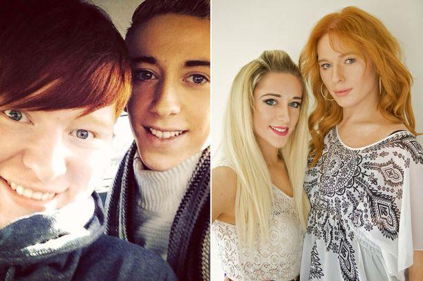 dublin transexual chloe pics