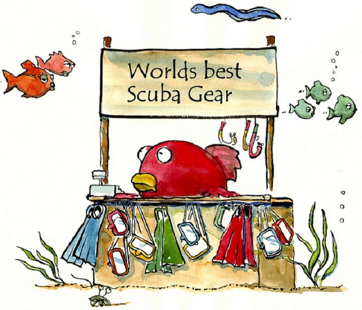 what scuba all is about diving