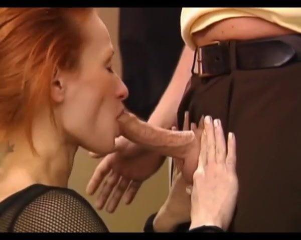 deep wife throat gag no