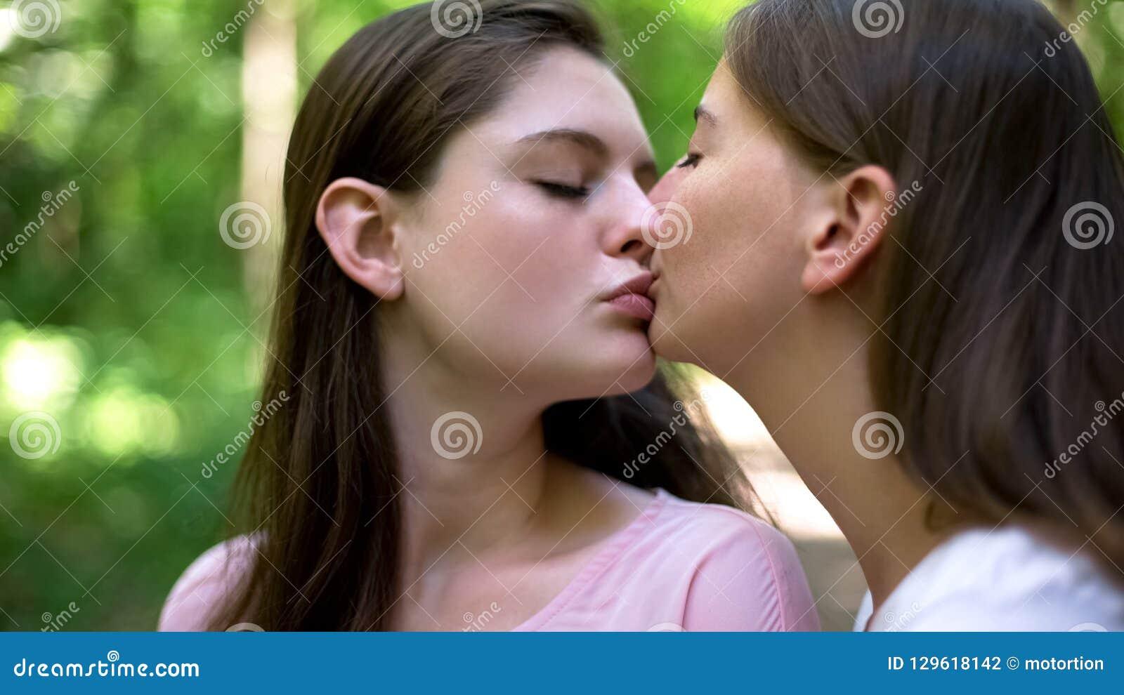 lesbian in public