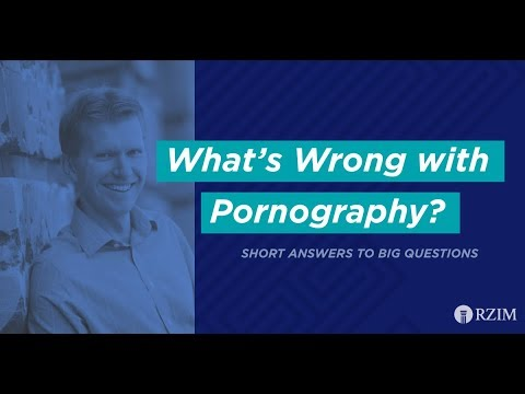 is pornography wrong it