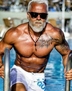 old men sexy