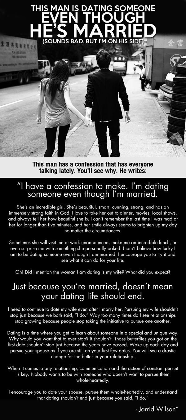 the death after of dating your spouse
