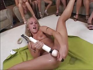 lesbians anal blond