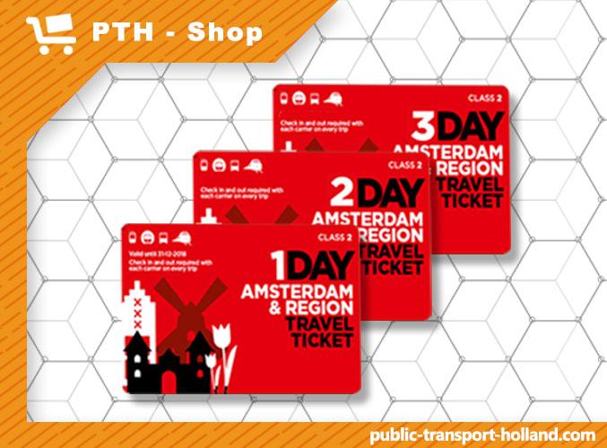 in transport public ticket amsterdam