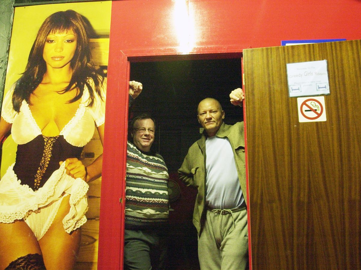 club leicester swingers