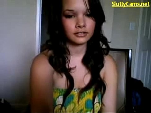 cute teen topless photo