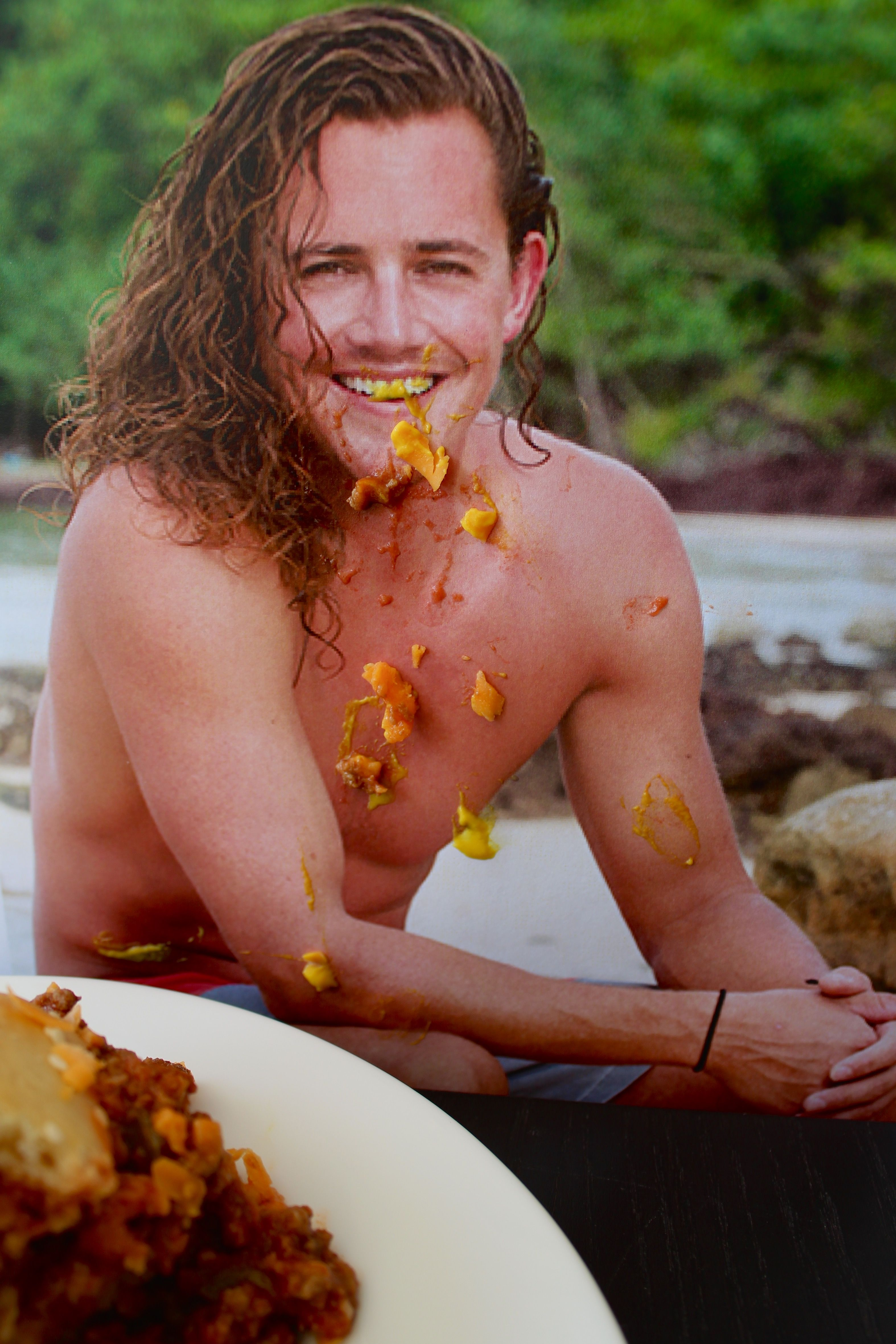 survivor nude food go girls for
