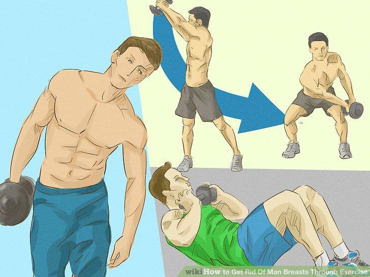 exercises boob man chest