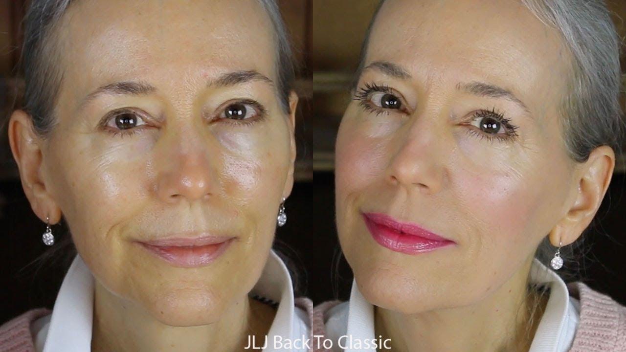 skin bare for mature minerals