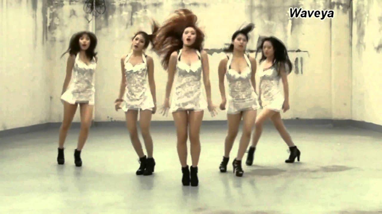 dance korean girls