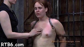 bondage porn violent