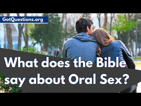talking about oral sex