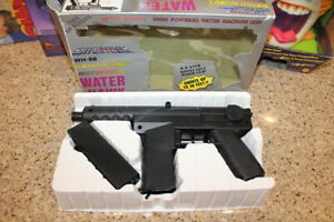 motorized squirt gun