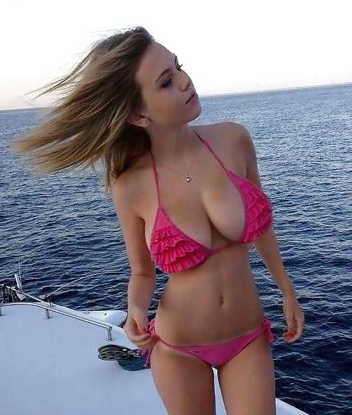 hot with tits big chick
