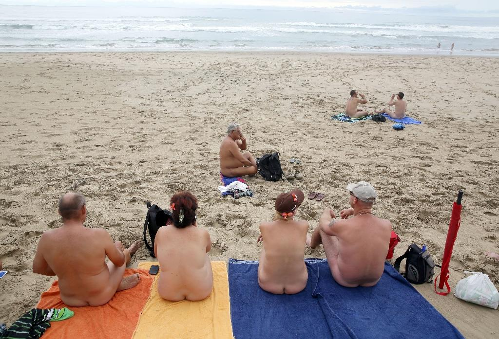 nudists south african