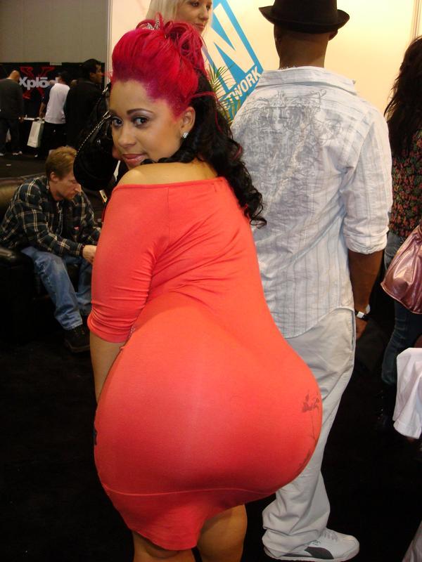 pinky bbw ass