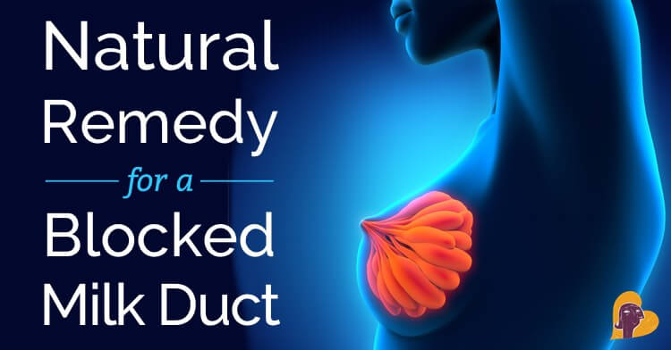 clogged infection duct breast