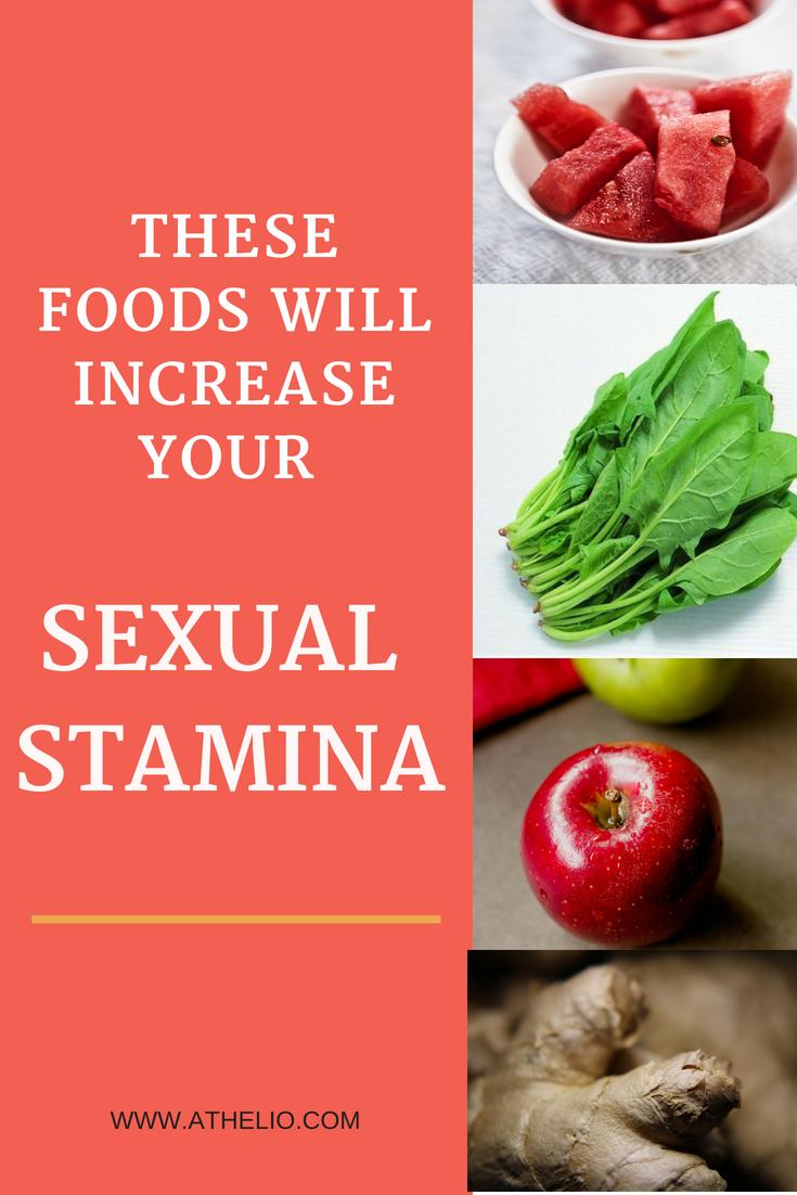 increase stamina naturally sexual
