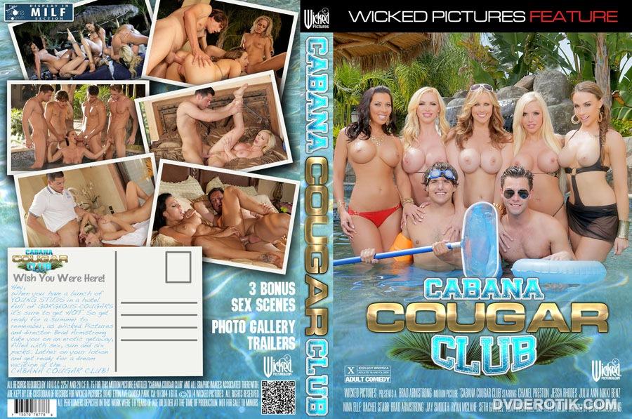 the porn cougar club