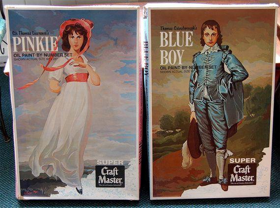blue vintage numbers print boy