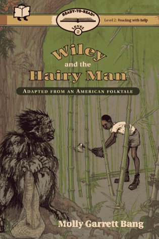 wiley setting the man hairy and
