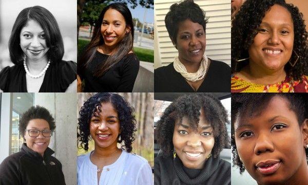 girls of university black indiana