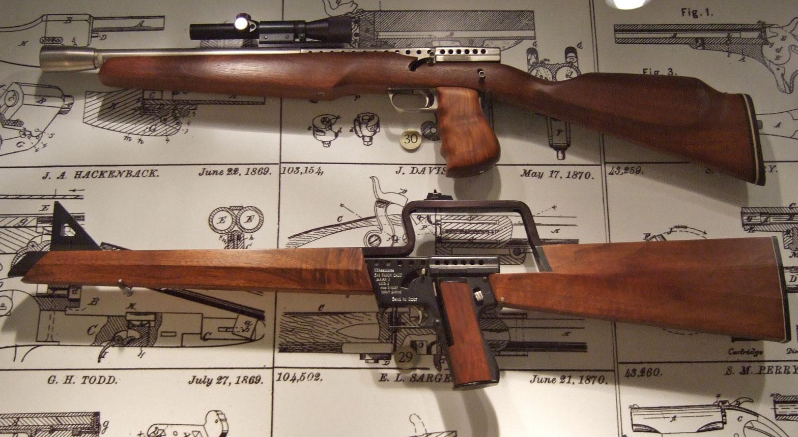 gun launcher jet vintage