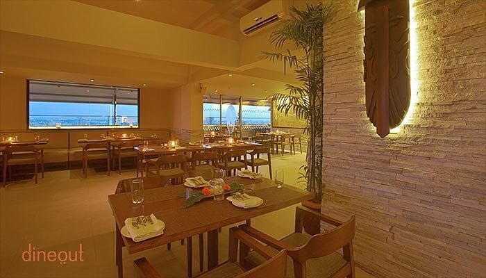 ebony restaurant bangalore booking