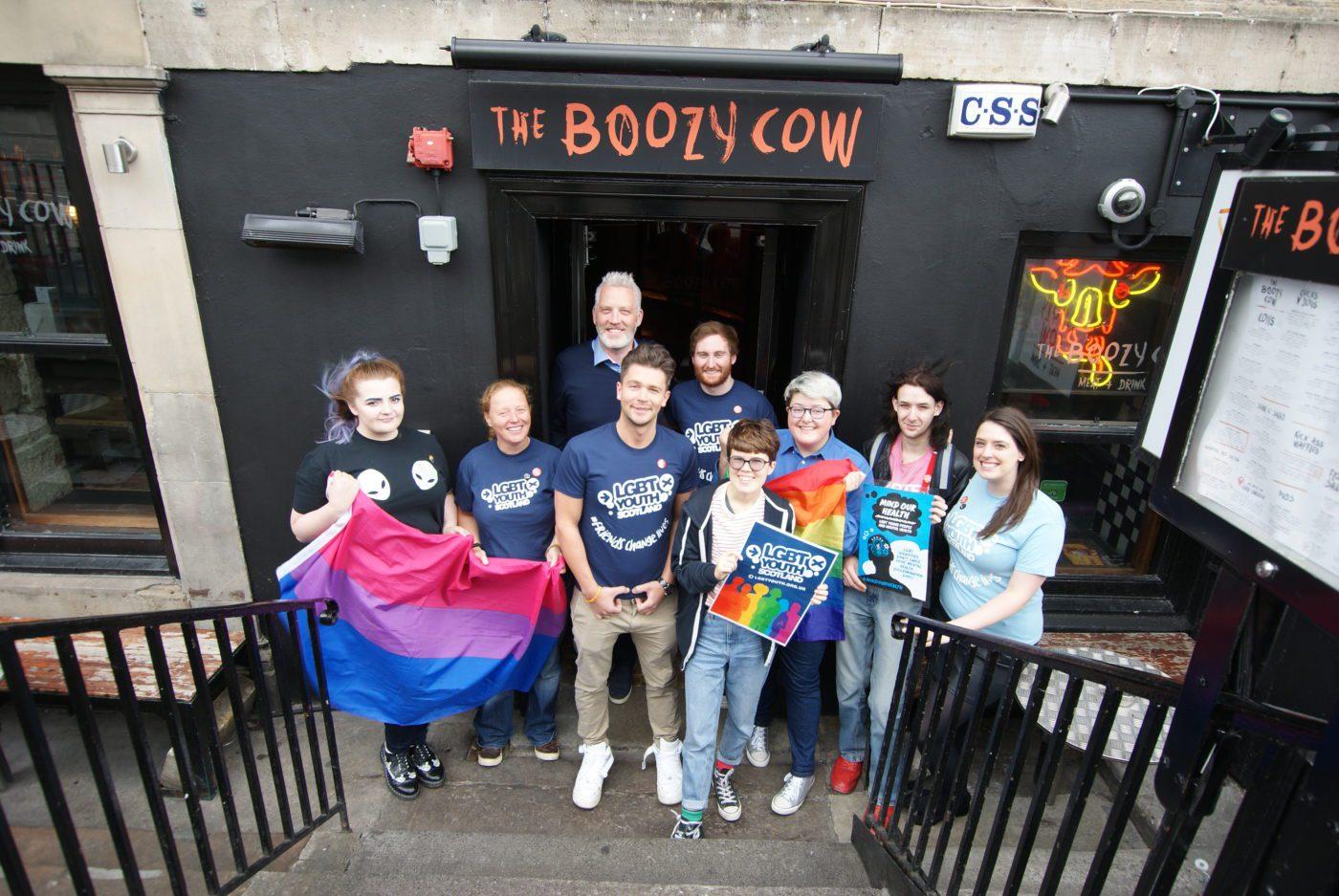 lesbian group scotland