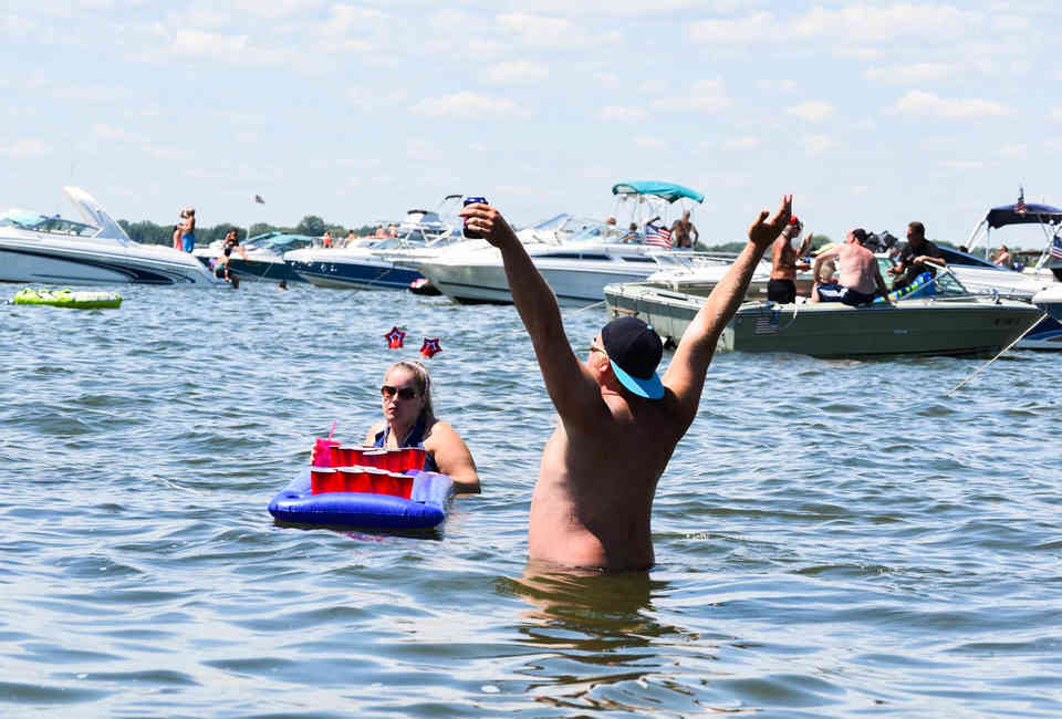 photos lake nudist powell
