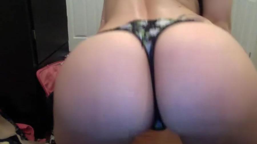 bubble butt webcam