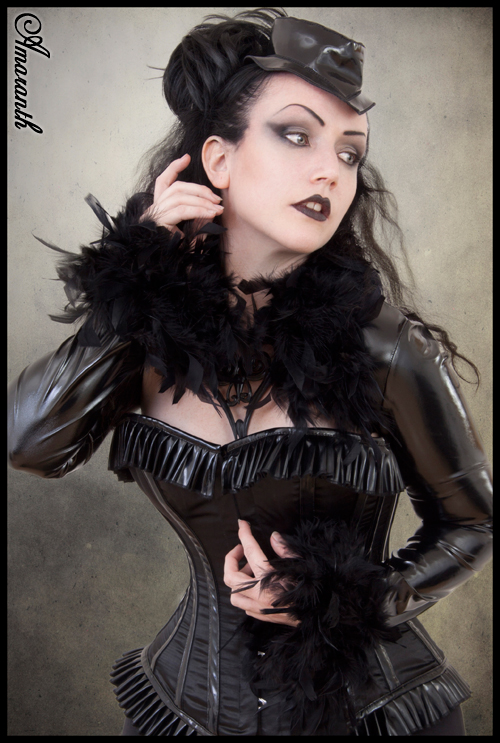 and feathers latex
