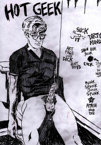 art erotic drawings cartoon