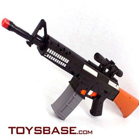 squirt gun motorized