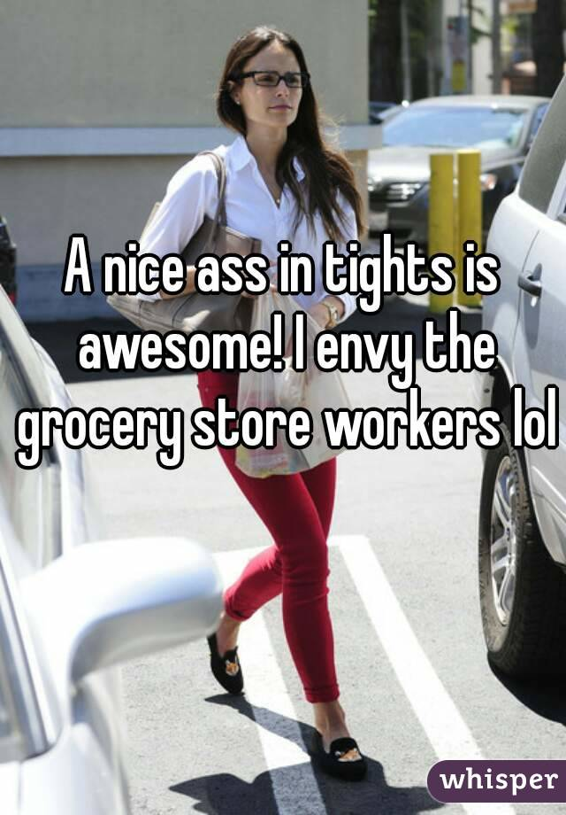 nice in store ass