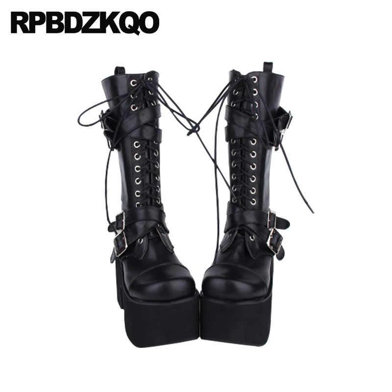 leather boot japanese fetish