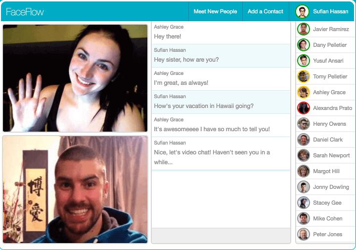 no chat registration webcam