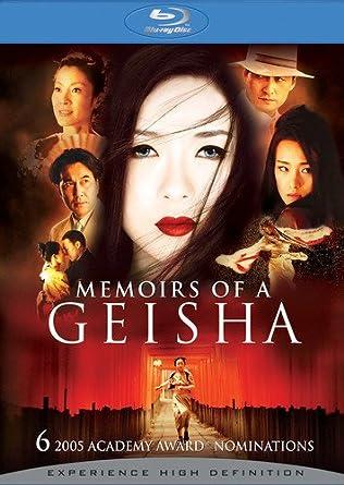 of subtitles geisha memoirs a