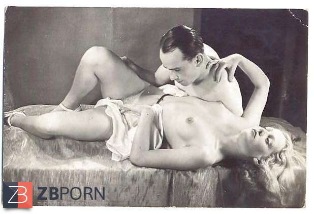 erotic couples vintage