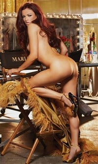 wwe naked maria